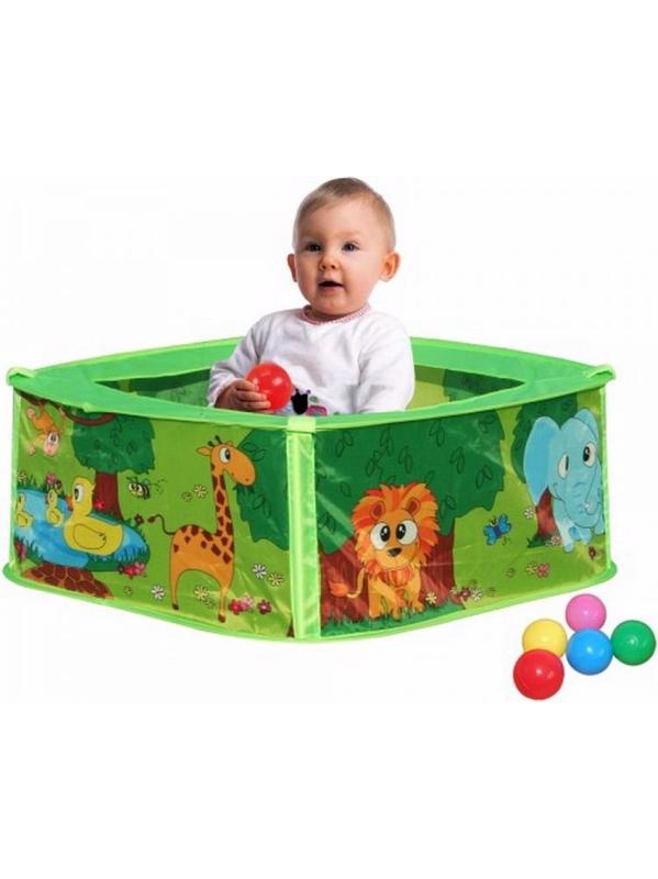 Piscina De Bolas Para Bebe 3a Jugueterías Toys