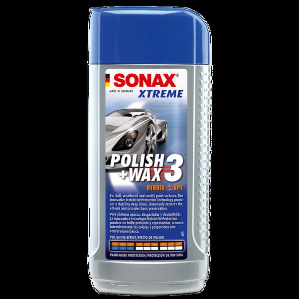 Amarillo SONAX 04933410/pulir Esponja 143/Dual Action finishpad 1/Pieza
