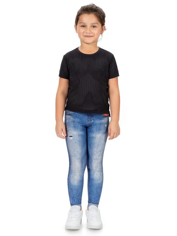 Licra De Jeans Para Nina Shoplivecr