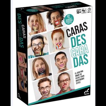 JUEGO DE CARAS DESCARADAS