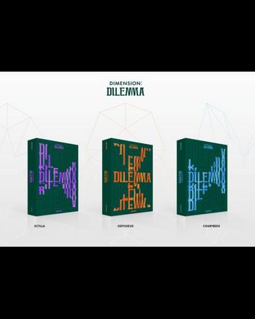 ENHYPEN 1st Album - DIMENSION : DILEMMA -Aleatorio-