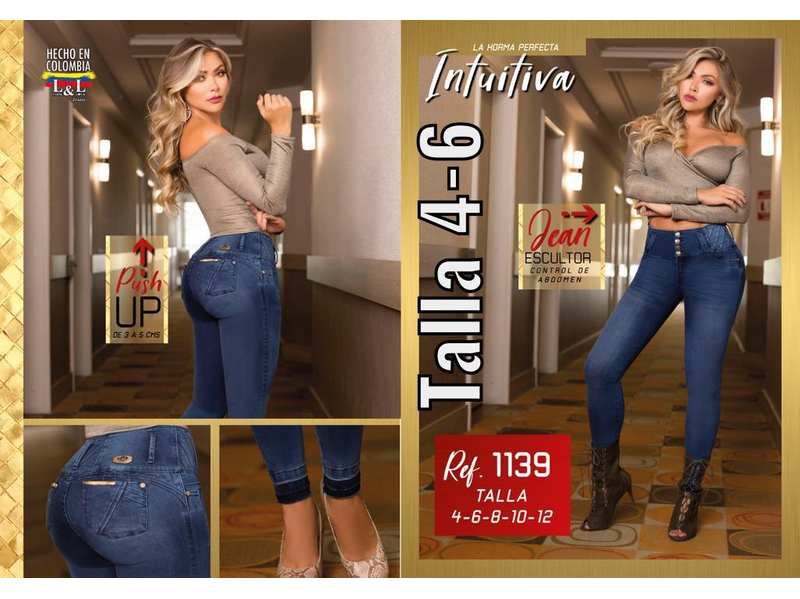 Jeans Colombianos J Zonline