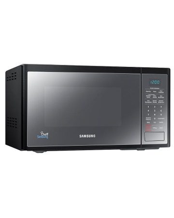 SAMSUNG HORNO MICROONDAS 0.8 CU FT 750W BLACK