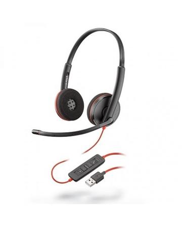 HEADSET - PLANTRONICS - BLACKWIRE C3220  USB A 209745-101