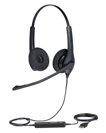 Headset  Jabra BIZ 1500 Duo USB  1559-0159