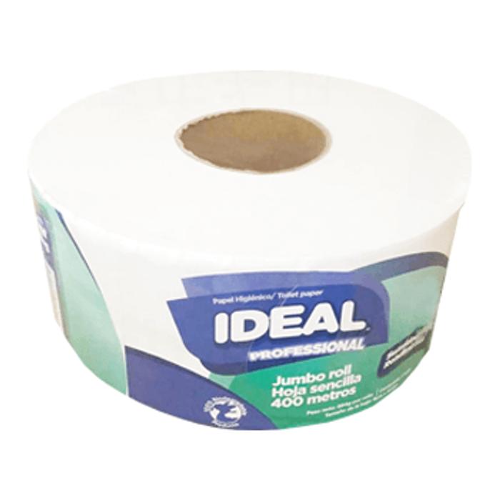Papel Higienico Ideal Jumbo 1rollo 900g Supermercados Coopetarrazú