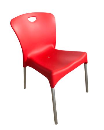 Silla Tulipán Roja