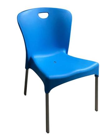 Silla Tulipán Azul