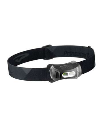 Linterna de cabeza Refuel 250lm - Gris/Negro